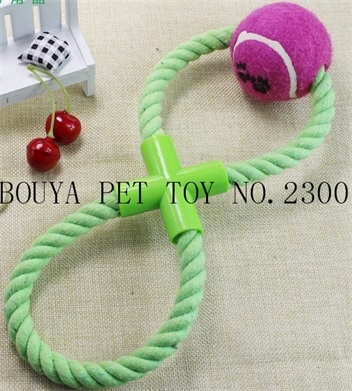 Cheap Pet Toy (CHRISTMAS RANGE)  for Clean Teeth and Training with tennis ball 2300