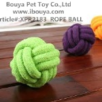 Cotton Rope ball pet toy 2183