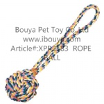 Handmade Rope cotton pet toy 2184