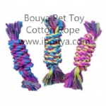 Jungle Cotton rope toy recycled 2185